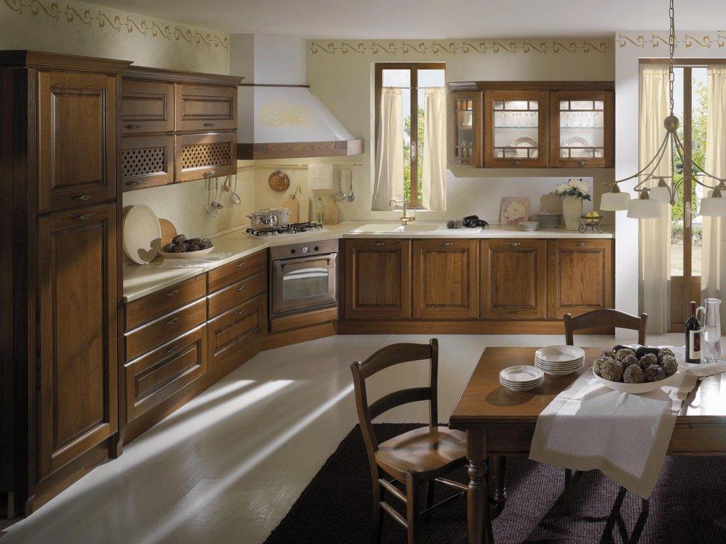 Feronia qesem storie di cucine - Aerre cucine classiche ...